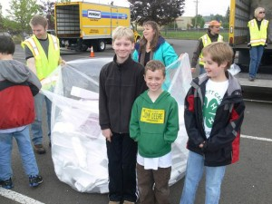 Corbett Cares 4h Club Earth Day Hard to Recycle Items